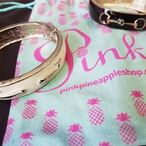 Pink Pineapple Shop Jewelry - Pink Pineapple Bangles